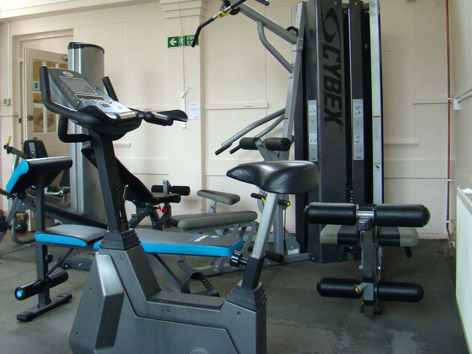 Gym & Fitness. Read more...