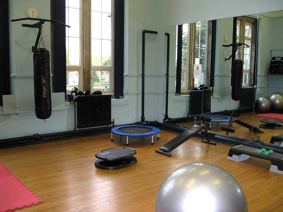 Gym and fitness yorebridge sport and leisure