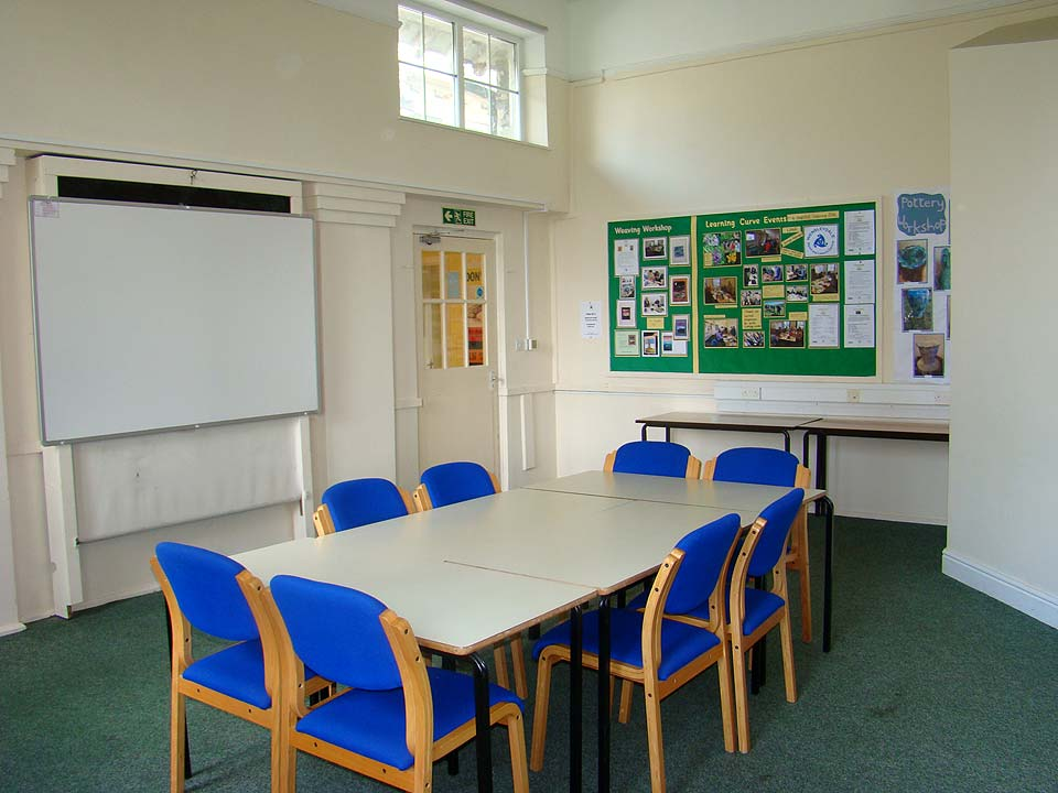 Room hire. Read more...